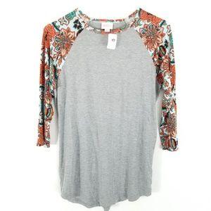 Randy gray t shirts Lularoe size XS
